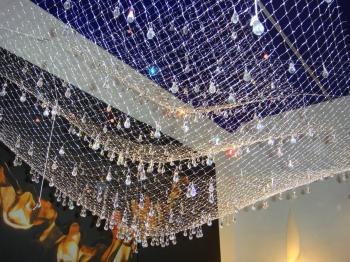 Ingo Maurer designová stropní svítidla Lacrime Del Pescatore