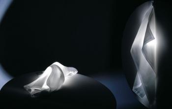 Ingo Maurer designová nástěnná svítidla Delight