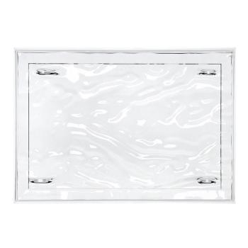 Kartell designové podnosy Dune (46 x 32 cm)