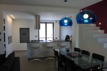 Kartell designová závěsná svítidla Fly small