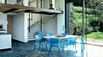 Designové zahradní židle KARTELL Frilly