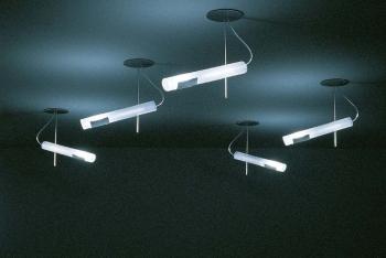 Ingo Maurer designová stropní svítidla Zuuk