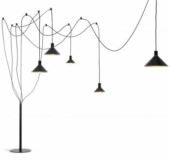 Mogg designové stojací lampy Cerberina
