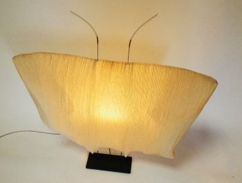 Ingo Maurer designové stolní lampy Samurai