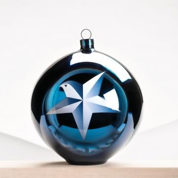 Alessi designové vánoční ozdoby Blue Christmas 1