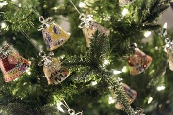 Alessi designové vánoční ozdoby Jesus