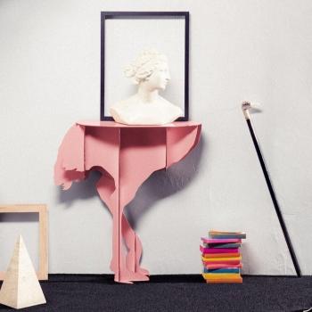 Ibride designové odkládací stolky Diva