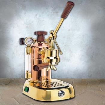 La Pavoni designové espresso kávovary Europiccola EN