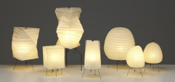 Vitra designové stolní lampy Akari 1
