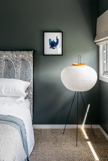 Vitra designové stojací lampy Akari 10A