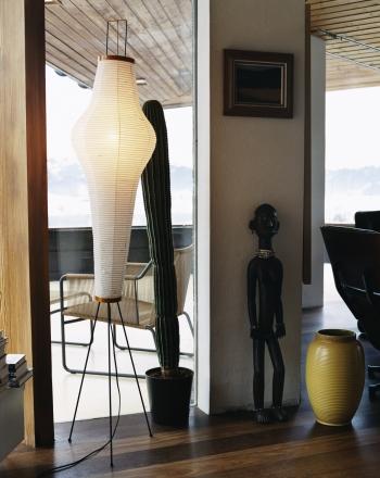 Vitra designové stojací lampy Akari 14A