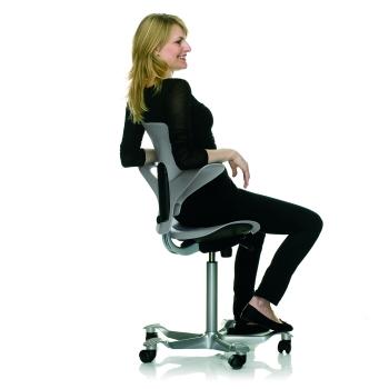 HAG designové kancelářské židle Capisco 8010