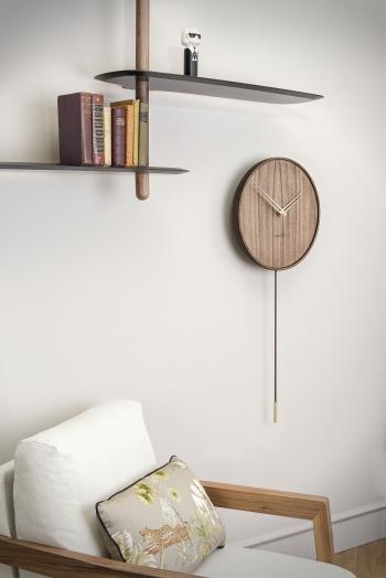 Nomon designové nástěnné hodiny Swing