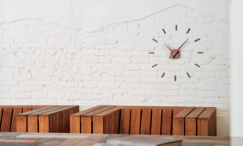 Nomon designové nástěnné hodiny Sunset