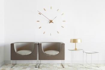 Nomon designové nástěnné hodiny Tacon Small 4