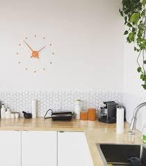 Nomon designové nástěnné hodiny Oj Mini