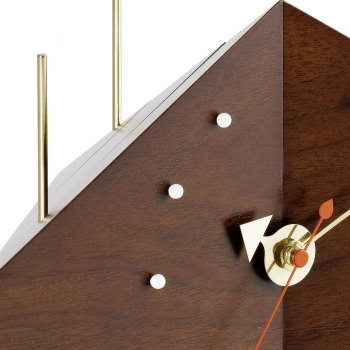 VITRA stolní hodiny Diamond Clock