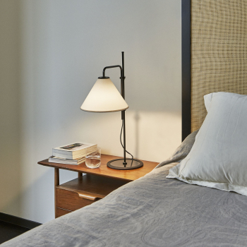 Marset designové stolní lampy Funiculí cloth