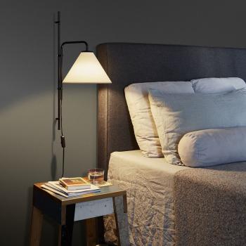 Marset designová nástěnná svítidla Funiculí cloth