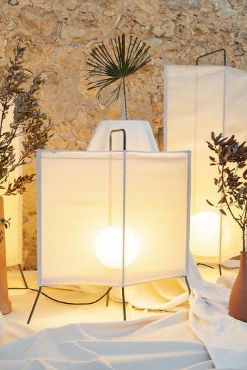 Marset designové stojací lampy LaFlaca 60