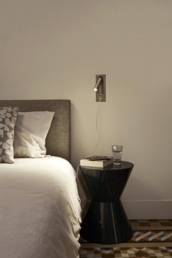 Marset designová nástěnná svítidla Ledtube USB