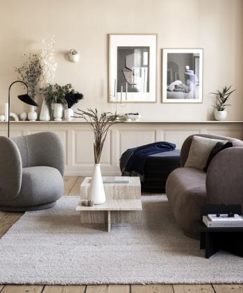 Ferm Living designové konferenční stoly Distinct Coffee Table