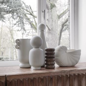 Ferm Living designové vázy Shell