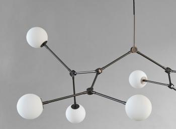 101 Copenhagen designová závěsná svítidla Drop Bulb
