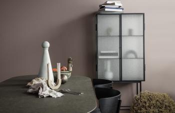 Ferm Living designové vitríny Haze Vitrine
