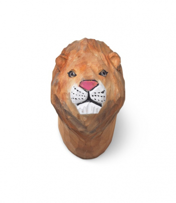 Ferm Living designové nástěnné věšáky Animal Lion