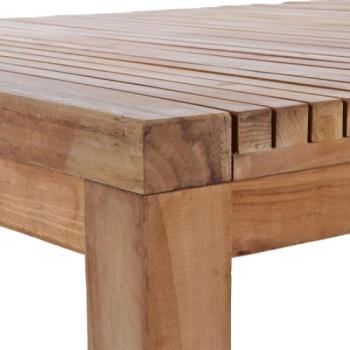 Jan Kurtz designové zahradní stoly Samoa Table (180 x 75 x 75 cm)