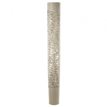 Výprodej Foscarini designové stojací lampy Tress Terra Grande (bílá, krémová)