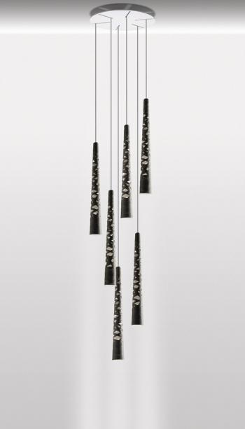 Foscarini designová závěsná svítidla Tress Sospensione Stilo