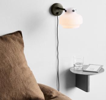 AndTradition designová nástěnná svítidla Copenhagen Wall SC16