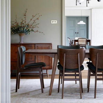 Norr 11 designové židle Elephant Dining Chair