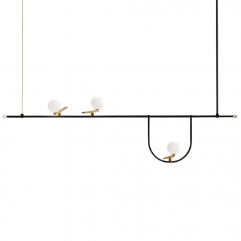 Artemide designová závěsná svítidla Yanzi Suspension SC 1