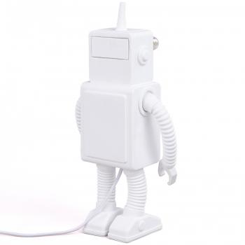 Seletti designové stolní lampy Robot Lamp