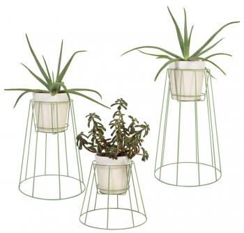 OK Design designové stojany na květináče Cibele Medium