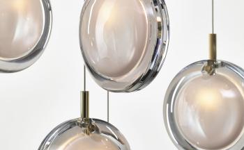 Bomma designová závěsná svítidla Lens