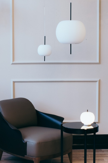 Kundalini designová závěsná svítidla Kushi Suspension 16