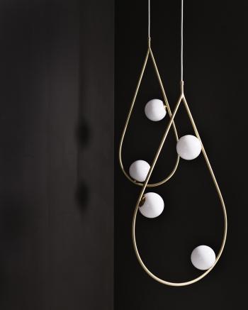 Pholc designová závěsná svítidla Pearls 65