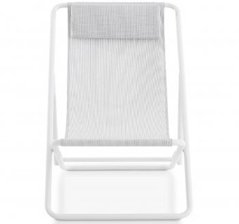 Designová zahradní lehátka DIABLA Trip Deckchair