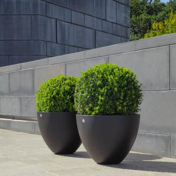 Pots designové květináče London (průměr 33 cm)
