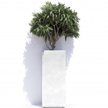 Pots designové květináče Barcelona (32 x 32 cm)