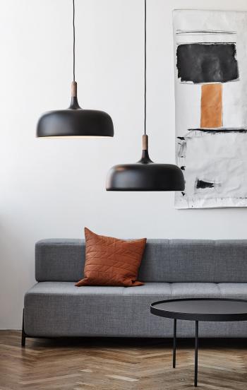 Northern designová závěsná svítidla Acorn