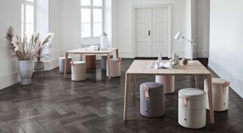 Výprodej Bolia designové stolní lampy Bureau Table lamp (bílá)