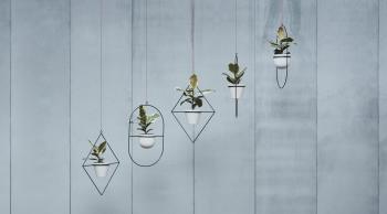 Bolia designové květináče Fly flowerpot round