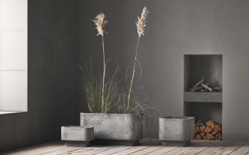 Bolia designové květináče Highlands Flowerpot Small