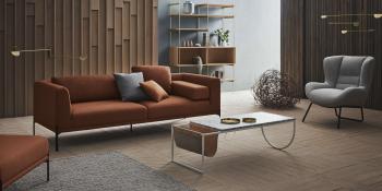 Bolia designové konferenční stoly Piero Coffee Table (78 x 55 cm)