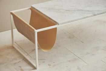 Bolia designové konferenční stoly Piero Coffee Table (130 x 55 cm)